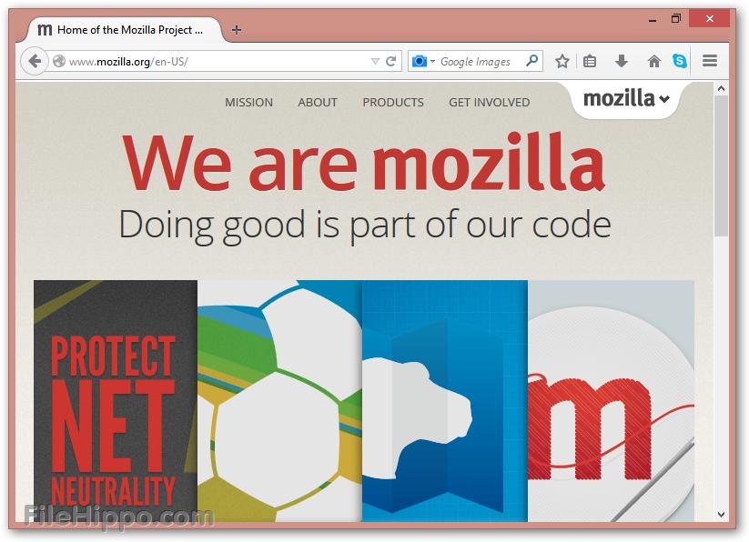 Mozilla Firefox 33.0 Beta 2