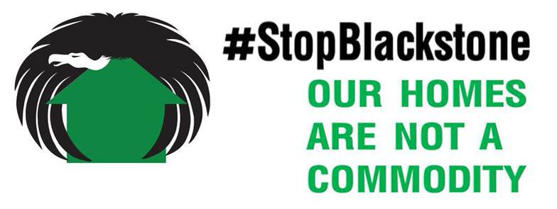 BlackstoneInvitation Homes tenants fight back Tenants Together