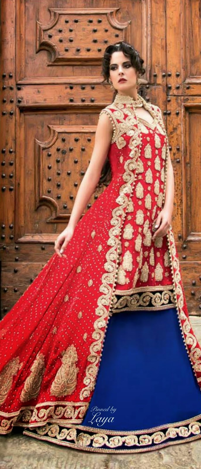 New and Latest Bridal Dresses 2015-16 ~ Just Bridal