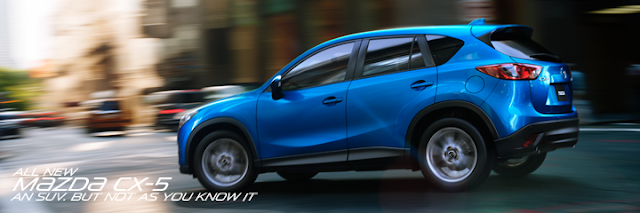 Model Mazdacx5 Overview
