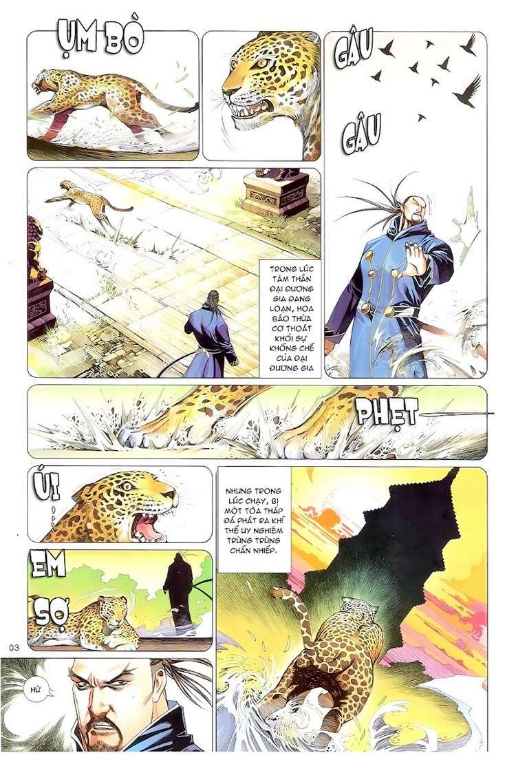 Phong Vân chap 627 Trang 3 - Mangak.info