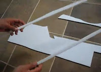 Experimentos Caseros globo aerostático poliespan
