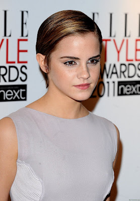 Emma Watson hair pixie
