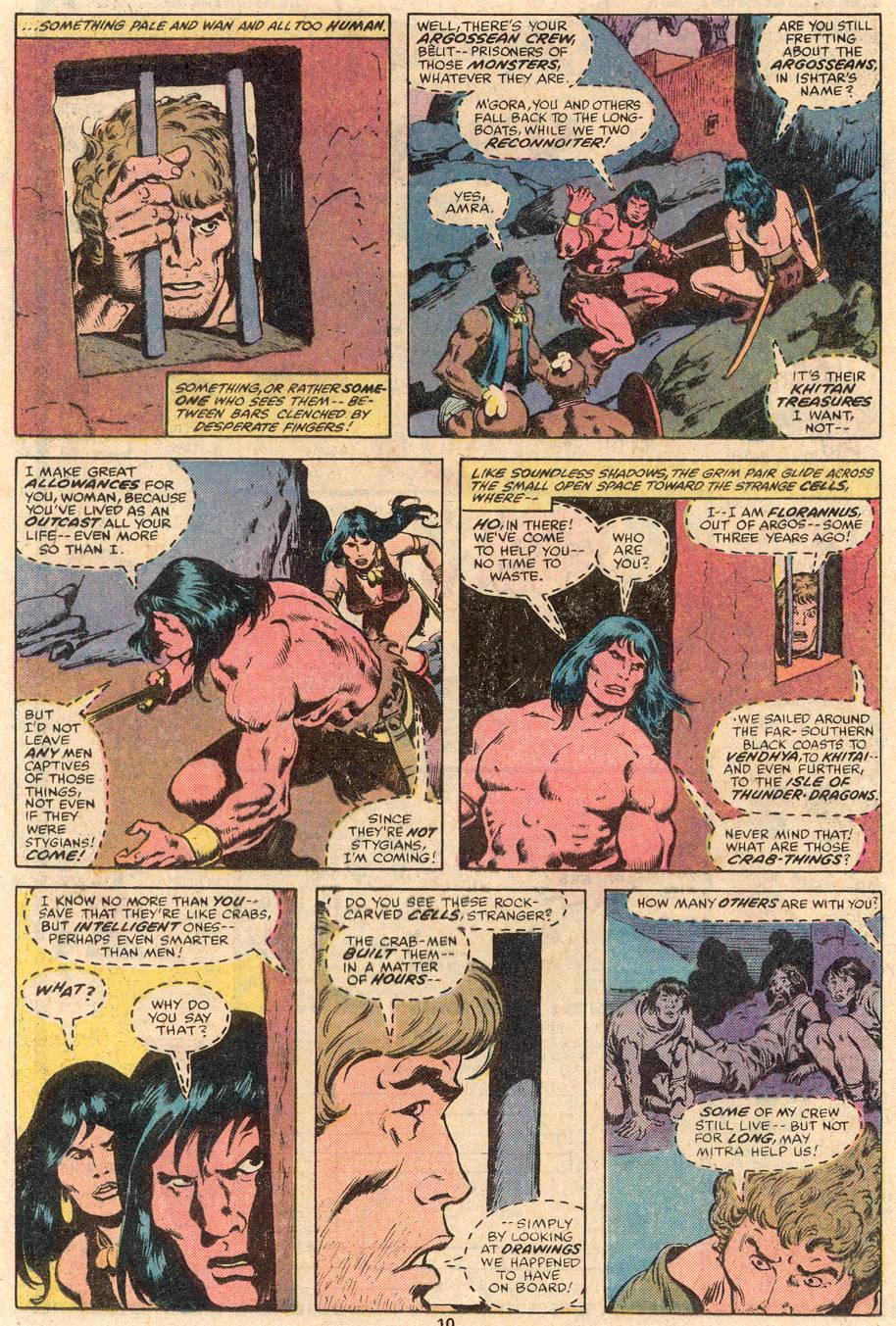 Conan the Barbarian (1970) Issue #99 #111 - English 8