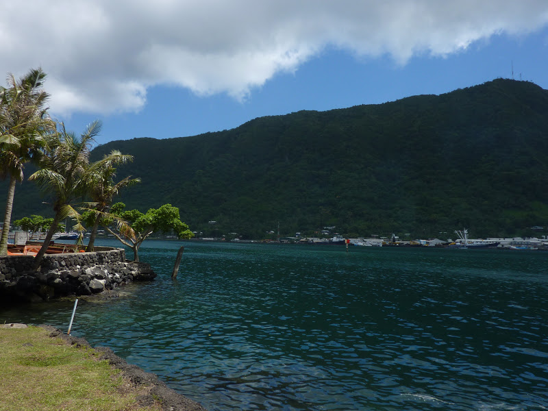 america samoa how to get there