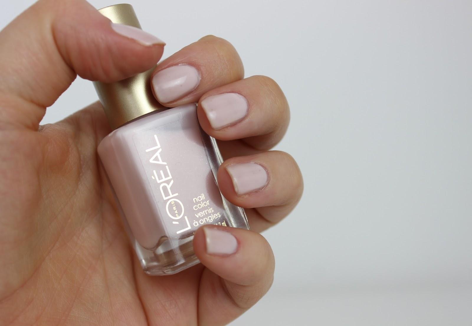 BELLES BOUTIQUE | UK BEAUTY & MUMMY BLOG: L\'Oréal Colour Riche Nail ...