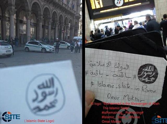 """Μαχητές του ISIS στην Ευρώπη περιμένουν την """"ώρα μηδέν"""""""