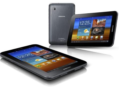 Cara Install Ulang/Flashing Samsung Galaxy Galaxy tab 7+ GT P6200