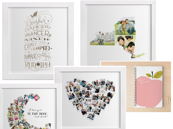 Personalised Art Gifts: Minted.com