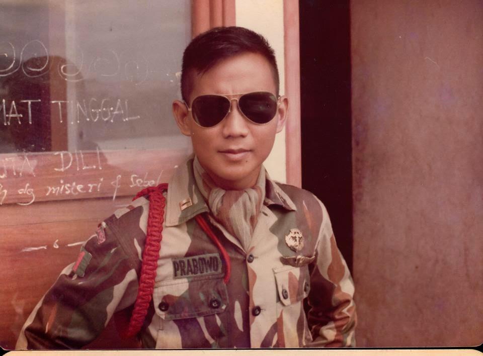 Sekilas Profil ... Prabowo Subianto