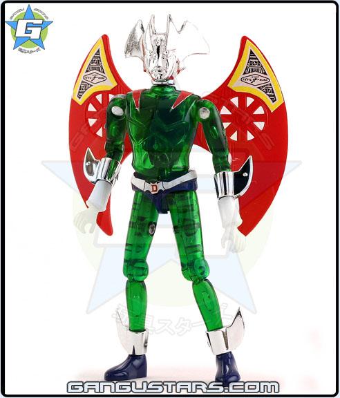ミクロマン ミクロデビルマンMD-601ダゴン Microman Micro Devilman