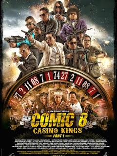 Film Comic 8 Casino Kings Terbaru 2015
