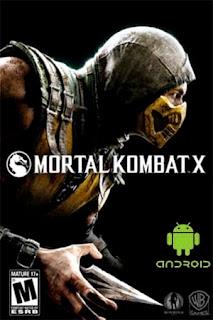Poster Mortal Kombat X