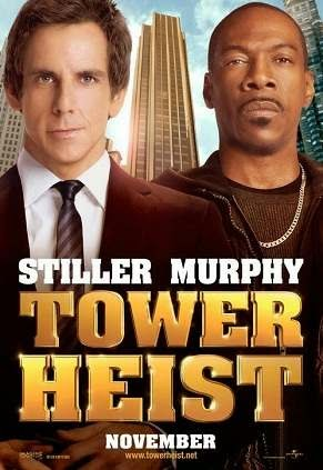 فيلم Tower Heist 2011 مترجم اون لاين