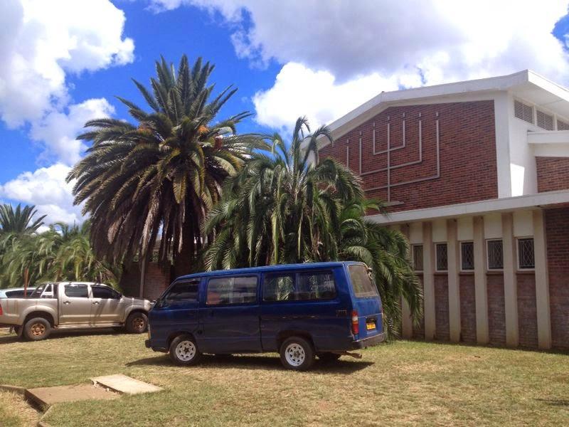 בית כנסת בבולוואיו זימבבואה