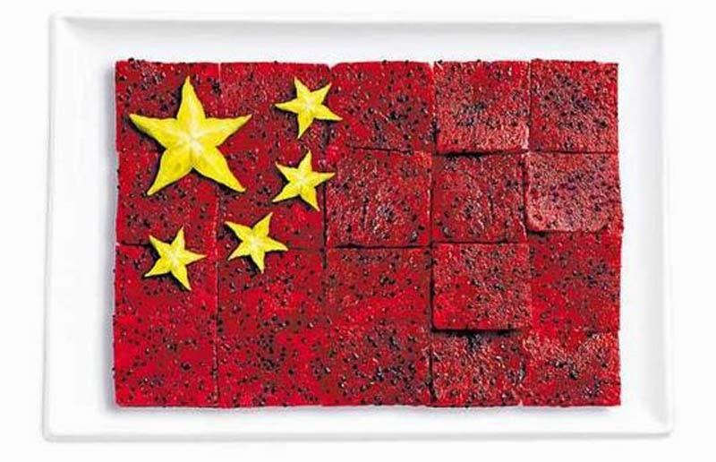 Bendera Negara China
