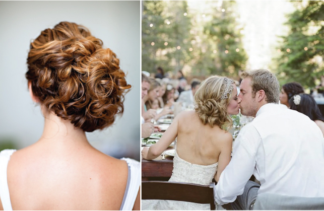 Hair Comes The Bride - Part 1 - Belle The Magazine . The Wedding Blog For The Sophisticated Bride
