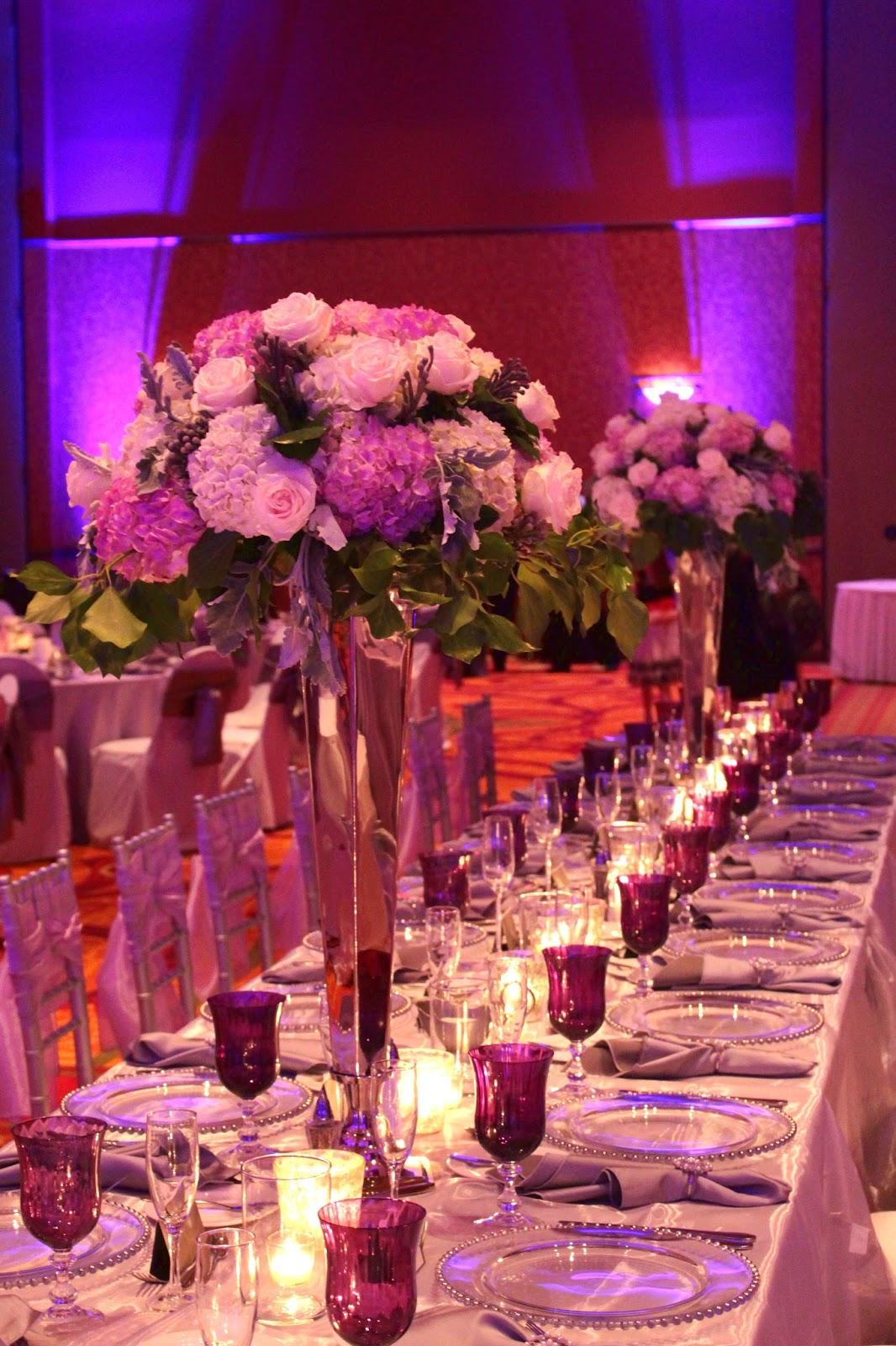Beyond the Vine Flowers * Home Decor: elegant wedding