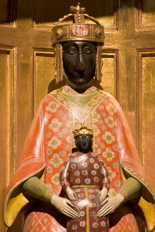 Vierge noire Le Puy