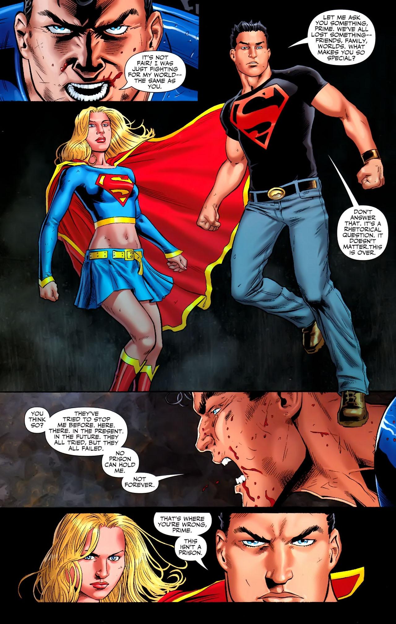 Teen Titans (2003) #100 #110 - English 25