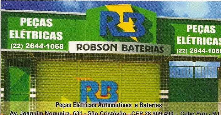 Robson Baterias