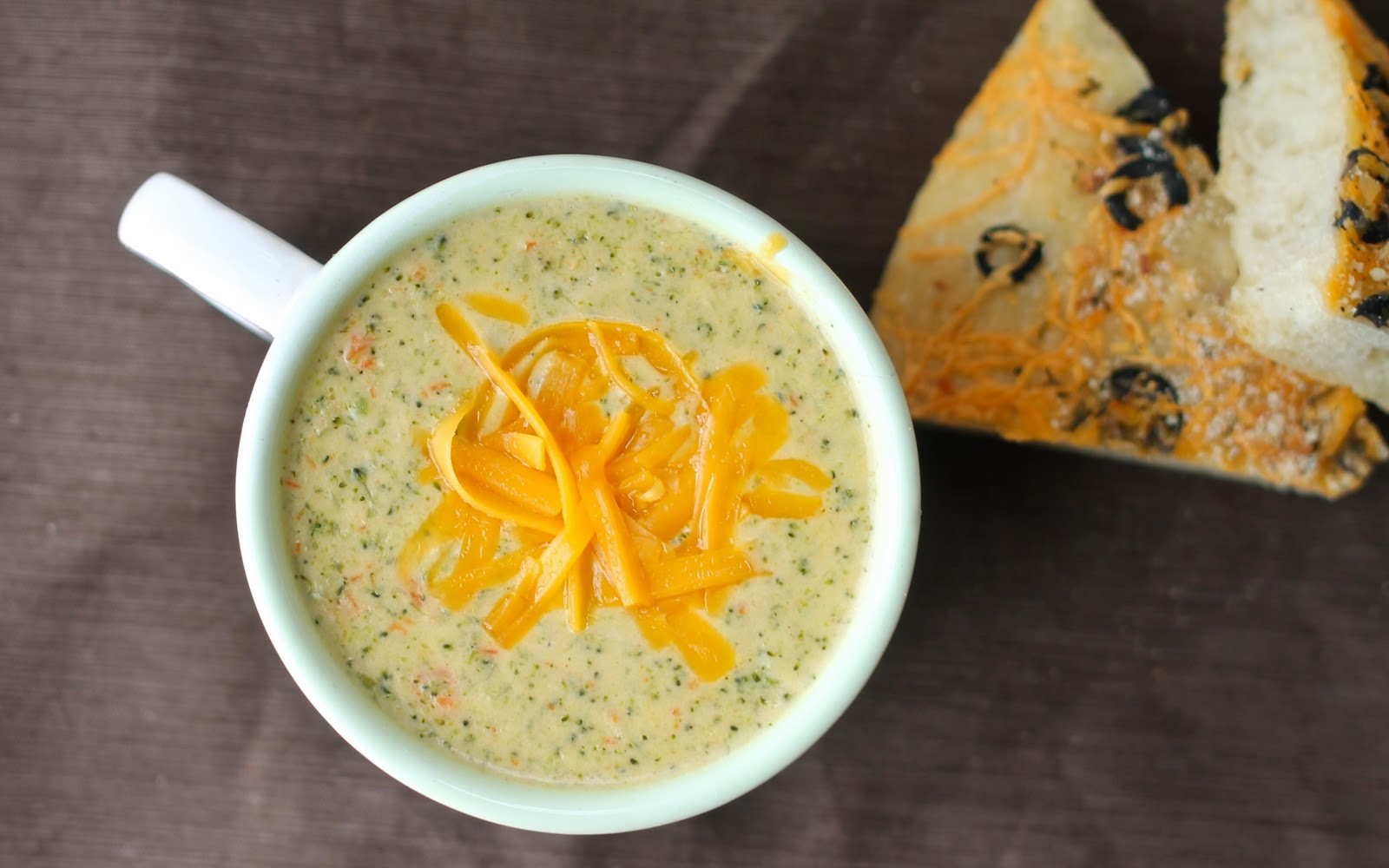 Yammies NosheryBroccoli Cheese SoupPanera Bread Copycat Recipe