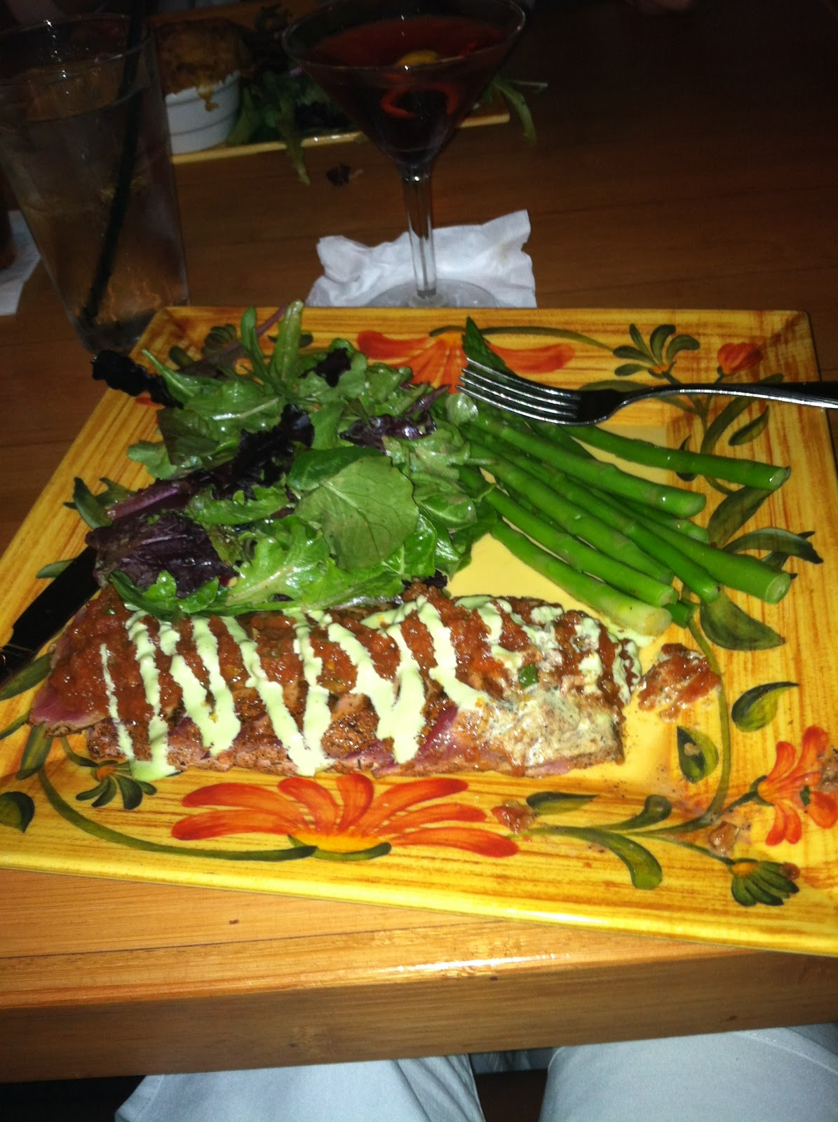 Tipsy Foodie: COOL\'A FISH BAR - Palm Beach Gardens, FL