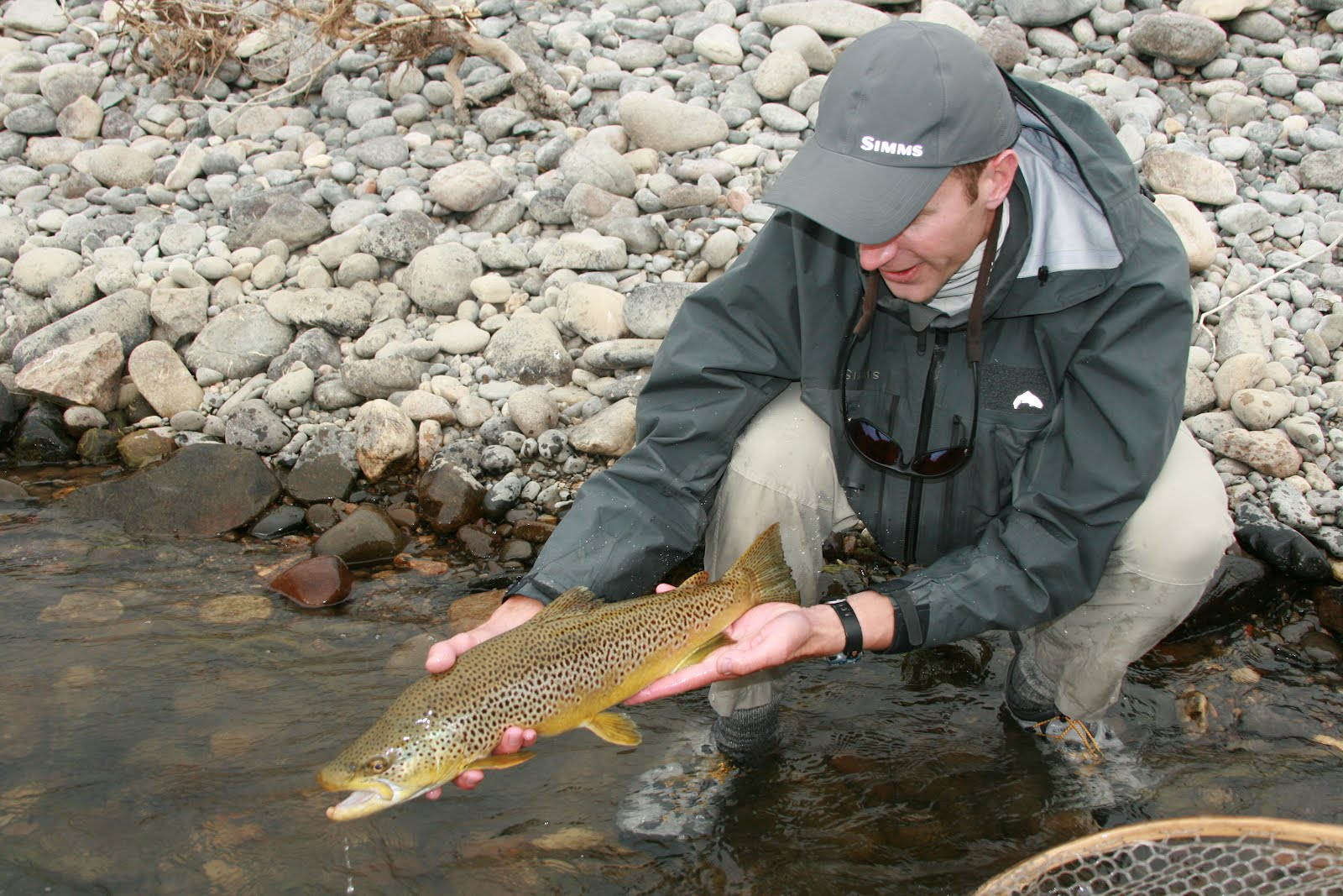 Yellowstone river valley fly fishing for the soul for George daniel fly fishing