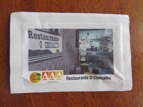 """Empresa Parceira desta semana: Restaurante """" O Chocalho """""""