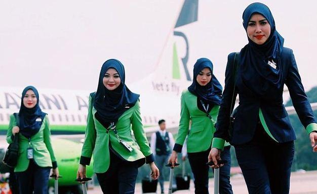 Maskapai Berebut 'Kue' Wisatawan Muslim