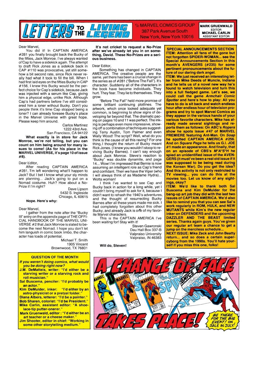 Captain America (1968) Issue #285 #201 - English 24