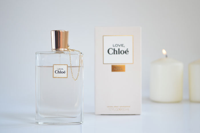 Love, Chloé Eau Florale Review