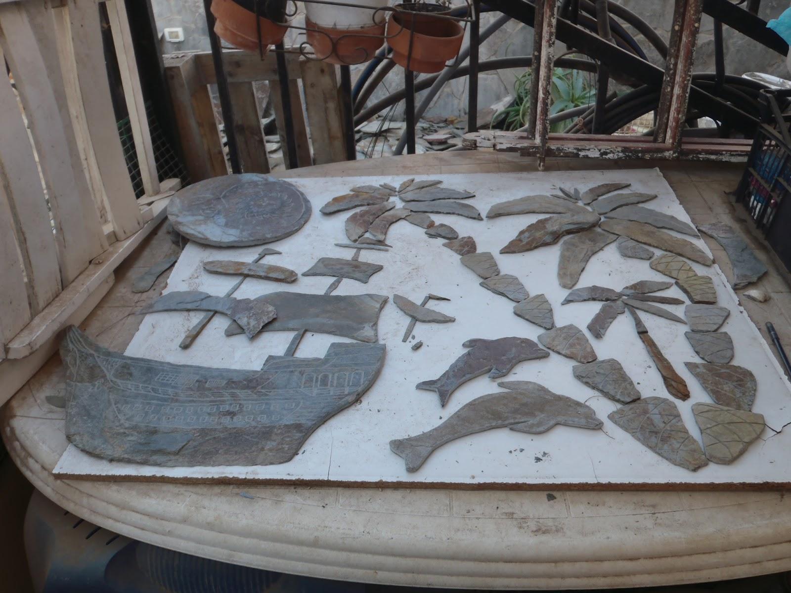 Garsdecors decoraciones artesanales dise os exclusivos for Piedras para estanques