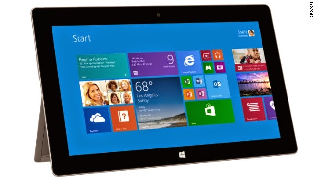Puedes elegir entre varios sistemas operativos en las tablets
