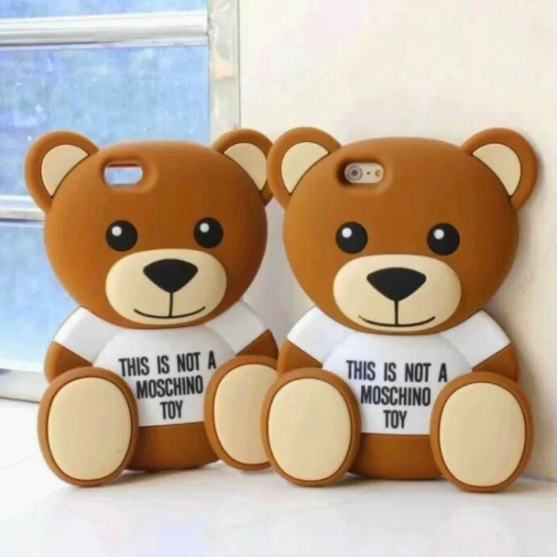iphone 6 teddy bär hülle