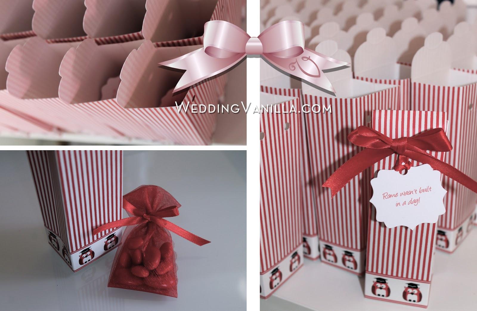 Popolare Vanilla Wedding Design: Le nostre idee per la tua festa di laurea EN67