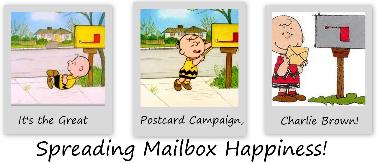 The Great Postcard Campaign