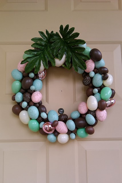 Easter Wreaths, part 2
