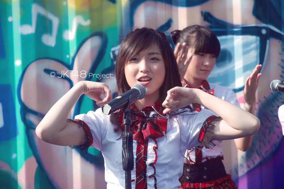 foto-foto JKT48 Gen 2 di HUT Dahsyat