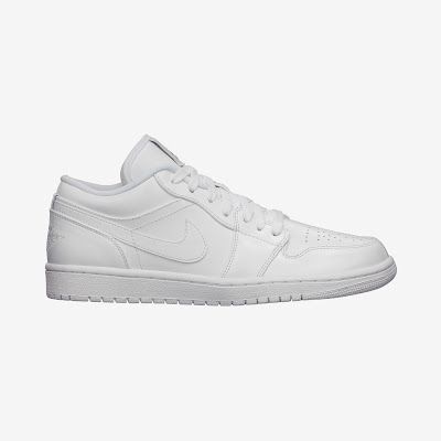 Air Jordan 1 Low Men's Shoe # 553558-100