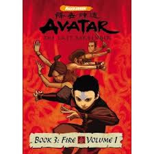 Avatar Book 3 : Fire