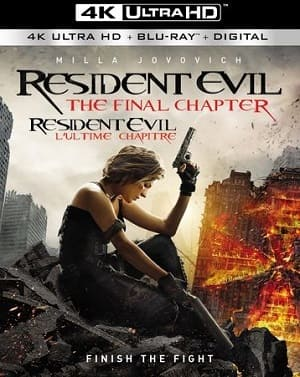 Filme Resident Evil 6 - O Capítulo Final - 4K Ultra HD 2017 Torrent