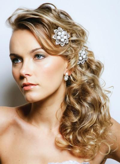 Um Penteado De Noiva Perfeito Mesmo Um Feito Em Casa Uma Noiva Nunca