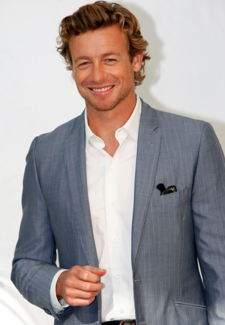 Simon Baker - Picture Actress