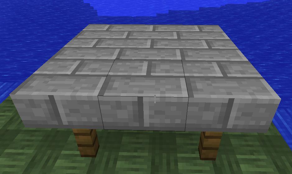 Minecraft info comment cr er une table dans minecraft - Comment faire une table dans minecraft ...