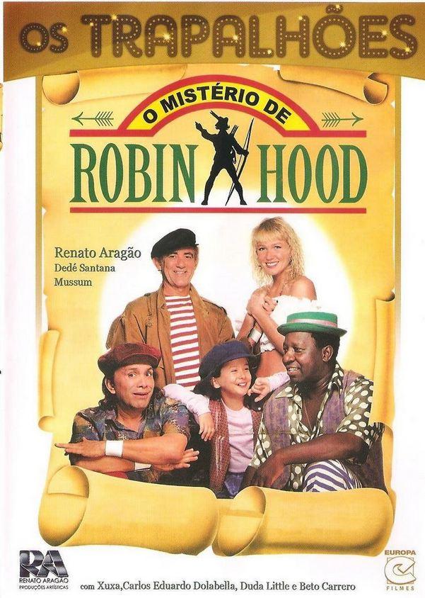 Baixar Xuxa e os Trapalhões - Em O Mistério de Robin Hood Download Grátis