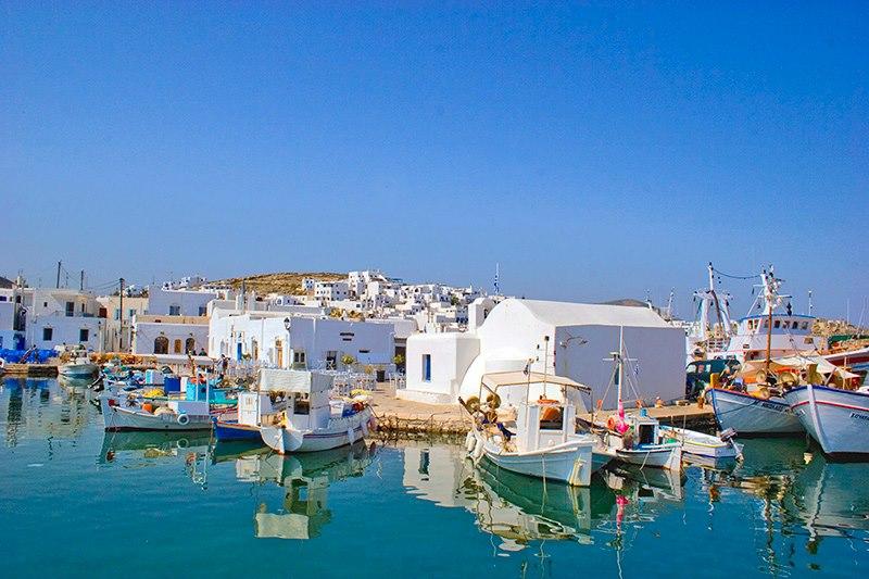 Ελληνικό νησί.... Καλοκαίρι 2018