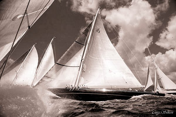 Velsheda Sailing