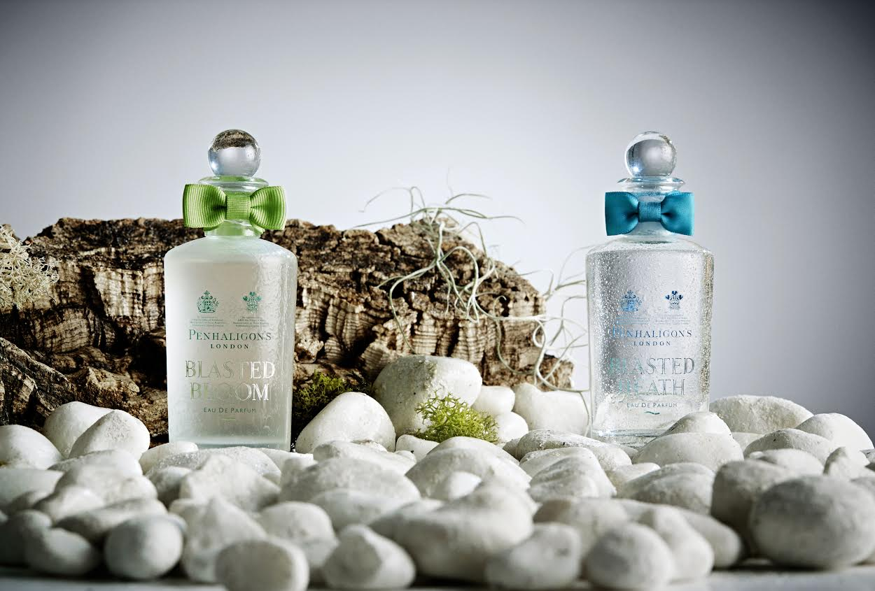 Parfum de niche, Penhaligon's, Blasted, Perfume, Old Fashion, vintage