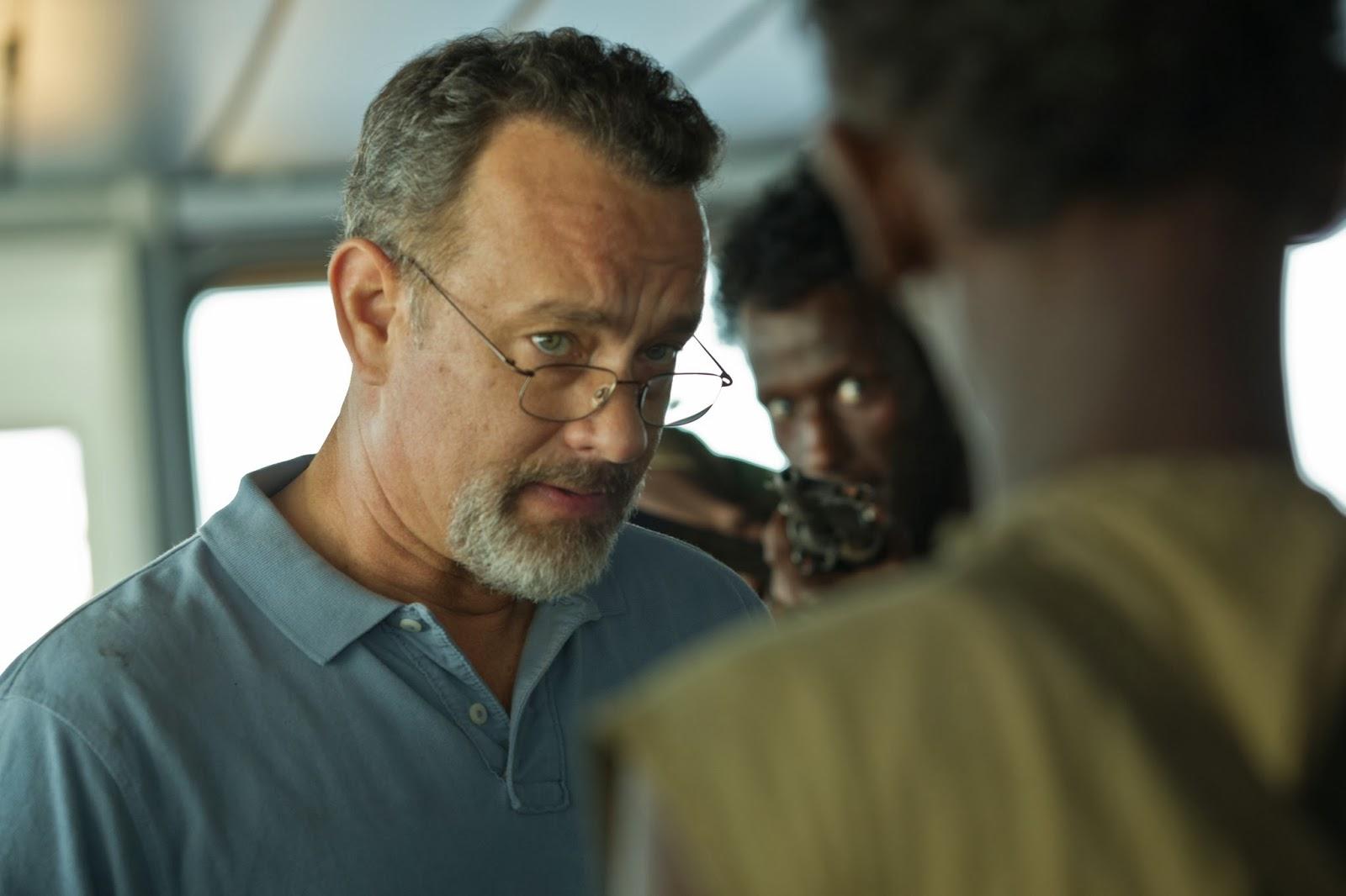 CAPTAIN PHILLIPS ReviewTom Hanks Captain Phillips